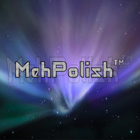 Icon for MehPolish by CobaltBrony