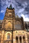 Prague Castle HDR by spr33