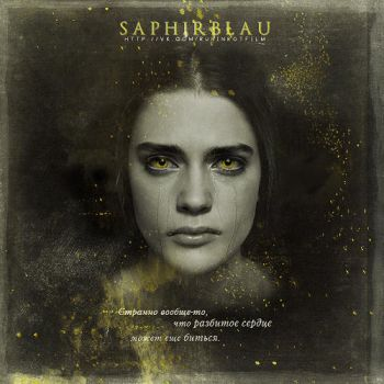 Saphirblau by By-Queen