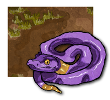 Ekans by marching-queen