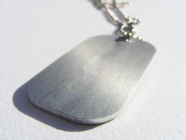 dog tag stock 12 by hatestock