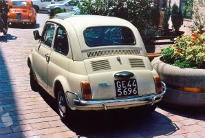 1970 Fiat 500 L by GladiatorRomanus