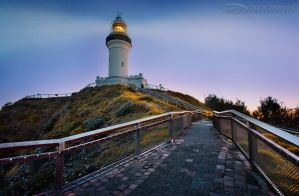 Byron Bay Lighthouse by DrewHopper