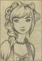 Just a Girl by Jessica-Tanner