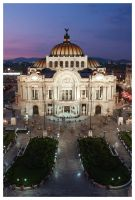 Bellas Artes by droguido