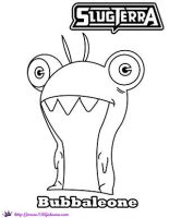 Bubbaleone coloring Page by SKGaleana by SKGaleana