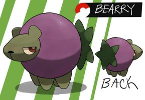 Baby Bear Fakemon by TRspicy