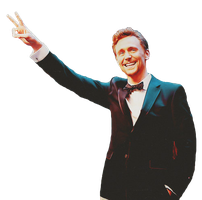 Hiddles png by LucyWayne