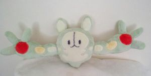 Reuniclus Plush by dollphinwing