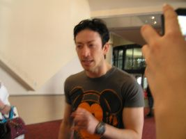 Todd Haberkorn by RulerOfFangirls