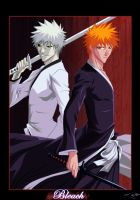 Bleach : ichigo - ogihci by Tice83