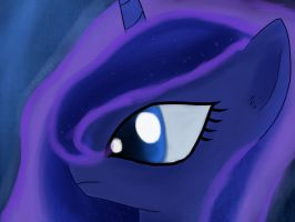 Luna again by Sludge888