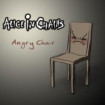 Angry Chair by NaughtyPic