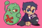 Wolverine and Doop: from PINK MINK by kaiko6