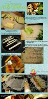 Holy Crap How to-Veggie Rolls by linde-lazer