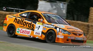 Matt Neal - Goodwood FOS '06 by martinrsv