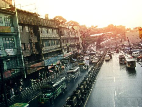 Magsaysay Ave. by Mikeinel