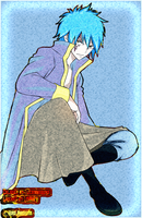 Jellal Fantasia-colored by LeonShizuka