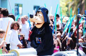 Darth Goofy by CaitrinXlXAnneliese