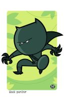Black Panther by Montygog