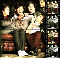 One Direction foto editada by AnelEditons