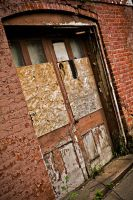 Boarded Up by Valentine-Photo