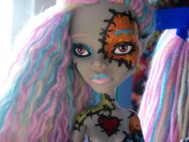 Another rag doll by Jaggy-Jade