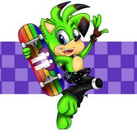 Spike The Skater Boi by amydrewthat
