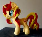 Sunset Shimmer by PlushieScraleos