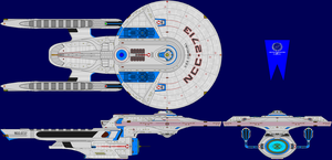USS Churchill Multi-View by captshade
