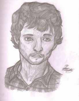 Will Graham by AnimePortraits