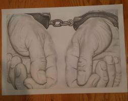 Hands in cuffs by CarbonData