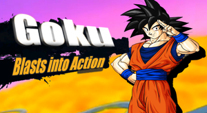 Goku Blasts into Action Smash Leak by ZekanEnaka