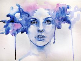 Agnes Cecile Tribute by agnia-solja