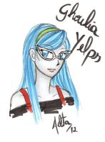 Ghoulia Yelps by LitaOliveira
