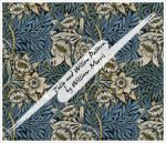 Tulip and Willow Pattern by cazcastalla