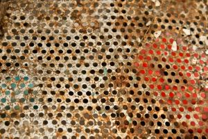 Metallic texture VII by Scorpini-Stock