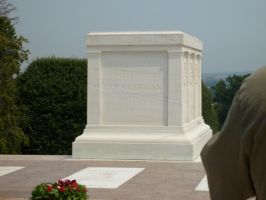 Tomb of the Unknown Soldier by Elvishhobbit
