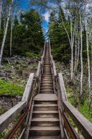 A Walk to the Top by Dreyco
