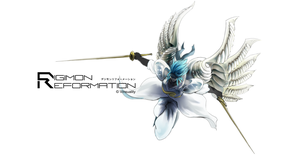 Digimon Reformation - SlashAngemon by Vinsuality