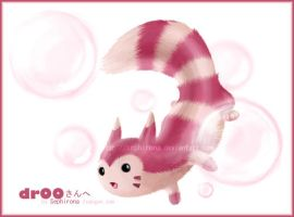 Shiny Furret. by Sephirona