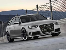 2013 Audi RS4 Avant by jonsibal