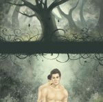 Sterek - in the forest by Lenap