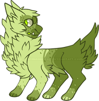 Green Beast {Point auction} CLOSED by LoserDoge