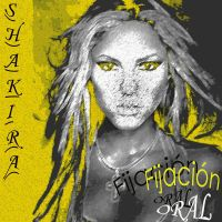 Shakira cover CD by sineddine