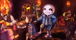 Grillby's by tellie-tale