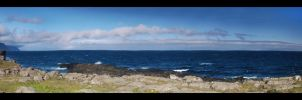 Lighthouse panorama by Avalong
