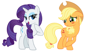 Random RariJack Vector Thingie by DJ-Xyclone