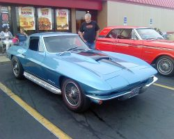 1967 Chevrolet Corvette by Shadow55419