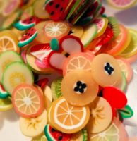 Fimo fruit_1 by JEricaM